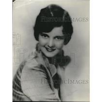 1931 Press Photo Jean Reno in Millie, Ten Cents a Dance & A Free Soul
