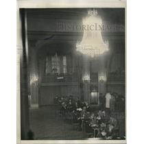 1932 Press Photo Ritz-Carlton Hotel