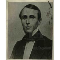 1928 Press Photo William Walker American lawyer, journalist and adventurer