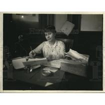 1918 Press Photo Rosalie Janover attorney