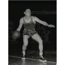 1961 Press Photo Boston Celtics Bill Sharman