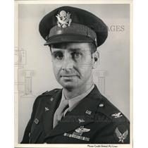 1946 Press Photo W E Dusty Rhoades
