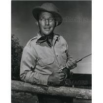 1950 Press Photo Bing Crosby in Riding High