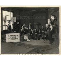 1920 Press Photo Mayflower Studio in Toledo Ohio Department Store for future