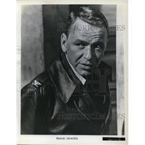 1965 Press Photo Frank Sinatra Von Ryan's Express