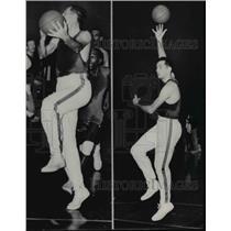 1967 Press Photo Bill Bradley, former Princeton All American