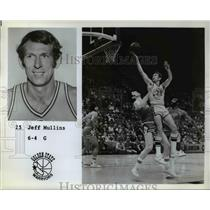 Press Photo Jeff Mullins Golden State Warriors