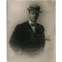 1916 Press Photo Irving Updike of Illinois