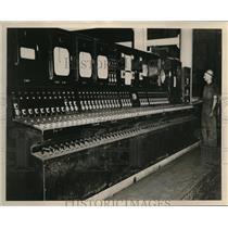 1930 Press Photo Georgetown Preparation Plant at Dadix Ohio