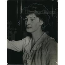 1923 Press Photo Miss Bernice Barnette in American Girl