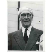 1959 Press Photo Mr. Philip Noel Baker wins Nobel Peace Prize - KSB02157