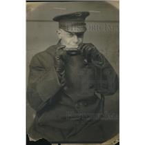 1917 Press Photo U.S.Army Soldier.