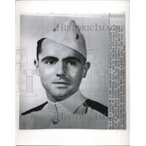1949 Press Photo D.C> Alfred T Neschter, ECA official MIA in Korea