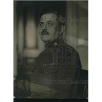 1921 Press Photo Colonel George C Richards of Natl Guard of Penn.