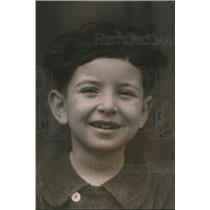 1921 Press Photo Albert  Slavin for Burkett boy murder trial