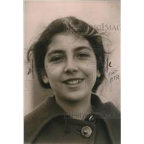 1921 Press Photo Clara Slavin Burkett boy murder case