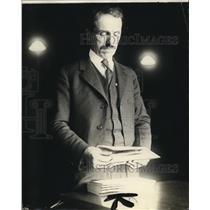 1919 Press Photo R. S. Noble, farm club organizer