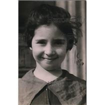1921 Press Photo Elsie Slavin Burkett boy murder trial