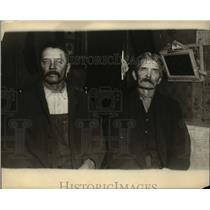 1922 Press Photo Richard Vermett and Frank Vermett