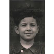 1921 Press Photo Albert Slavin at Burkett boy murder trial