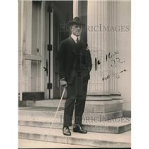 1920 Press Photo George Orse, former Director of Bureau of Public Information