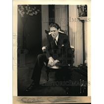 """1940 Press Photo Earle Larimore """"The Master Builder"""" """"Hedda Gabler"""" - orp17770"""