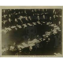 1929 Press Photo League of Nations Hague Diplomatic Conference, Binnenhof Palace