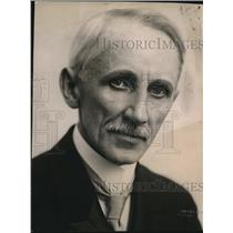 1914 Press Photo Dr Sydney Strong - nex52043