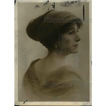 1919 Press Photo Lady Curzon former Mrs Alfreda Duggan
