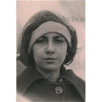 1921 Press Photo Clara Slavin at Burkett boy murder trial