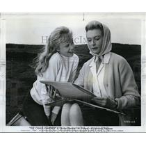 1964 Press Photo Deborah Kerr stars in The Chalk Garden - orp16840
