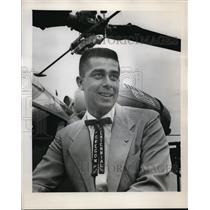 1959 Press Photo Ned Gilliand - ora27556