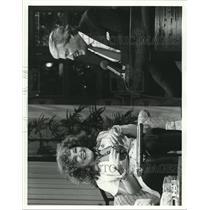 1981 Press Photo Edye McClurg