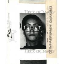 1985 Press Photo Oranetta Mays