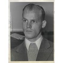 1938 Press Photo Karl Allen Drummond - ora19770