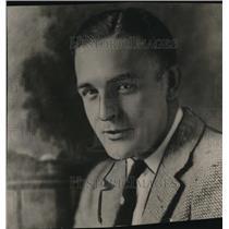 1922 Press Photo Wallace Reid in Thirty Days
