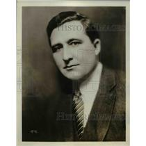 1929 Press Photo Portrait of Allen McQuhae