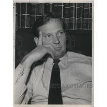 1976 Press Photo Don Burden, owner of KISN radio station - ora14069