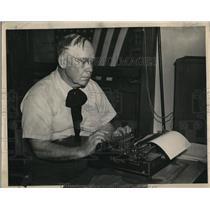 1975 Press Photo Ben Hur Lampman - ora49720