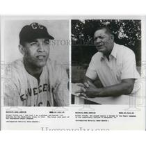 1991 Press Photo Wilmer Fields played for Washington Grays in 1948