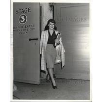 1941 Press Photo Patti McCarty