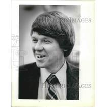 1981 Press Photo Joe Brain - ora06489