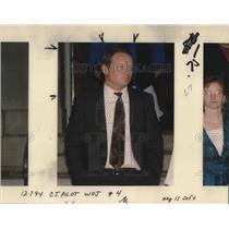 1994 Press Photo Ben Davidson