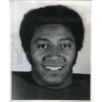 1978 Press Photo Chuck Foreman football Minnesota Vikings - ora29871