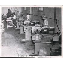 Press Photo Machines at Burkeye Gen. Co.