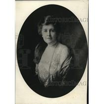 1924 Press Photo Mrs. J.F. Sartori of Los Angeles