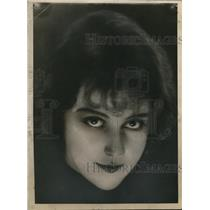 1923 Press Photo Marcelle Berquin Beauty prize for stenographers - ned84659