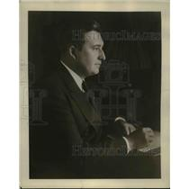 1929 Press Photo Allen McQuhae Radio Singer Recording Artist - ned82139