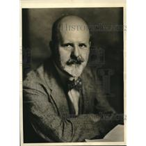 1934 Press Photo Frederick T. Birchall awarded the Pulitzer prize in Journalism.
