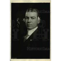 1921 Press Photo Eliot Wadsworth, warhead of the American Red Cross